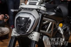 Cycle World - EICMA 2015 FIRST LOOK: 2016 Ducati XDiavel Cruiser