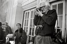 Marc Riboud in China, in the eye of his assistant - The Eye of Photography