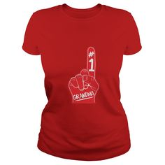 #1 Grandma, Number One Grandma, Foam Finger T-Shirt  #gift #ideas #Popular #Everything #Videos #Shop #Animals #pets #Architecture #Art #Cars #motorcycles #Celebrities #DIY #crafts #Design #Education #Entertainment #Food #drink #Gardening #Geek #Hair #beauty #Health #fitness #History #Holidays #events #Home decor #Humor #Illustrations #posters #Kids #parenting #Men #Outdoors #Photography #Products #Quotes #Science #nature #Sports #Tattoos #Technology #Travel #Weddings #Women
