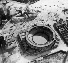 Plaça de toros Las Arenas, Barcelona 1927. Fotografia de Josep Gaspar i Serra.