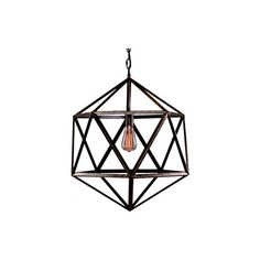 Warehouse of Tiffany Mccoy 1 Light Foyer Pendant | AllModern
