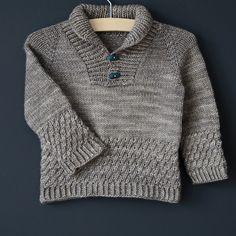 Ravelry: Boy Sweater by Lisa Chemery