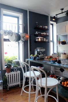 Mark's Delightful (and Delicious!) West Village Home House Tour