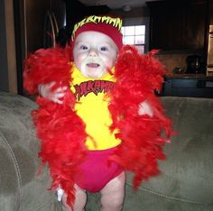12 Kids Who Probably Don't Understand Their Halloween Costumes