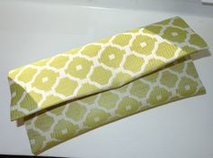 Lime Green Clutch Bridesmaid Clutch Wedding Clutch by AnnabelleMB, $18.00