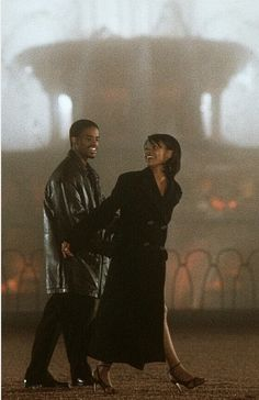 Love Jones..loved how this movie portrayed black love in a way that hadn't really been seen in film before!