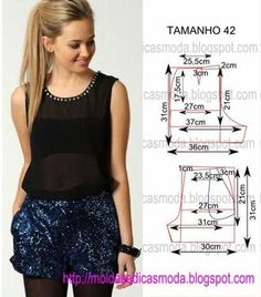 TRANSFORMAÇÃO DE MOLDE VESTIDOS _121 | Moldes Moda por Medida | Bloglovin'