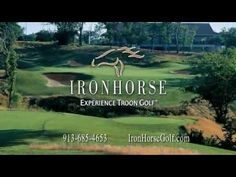 Ironhorse has the feel of a private club, but is one of the top public courses in the area.