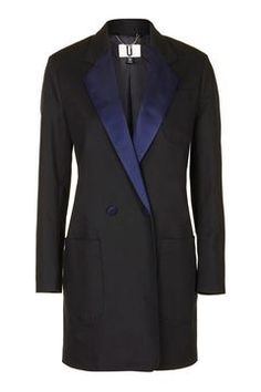 **Curzon Longline Jacket by Unique