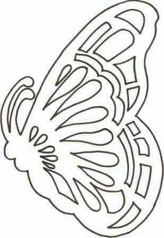 Risultati immagini per vystřihovánky jaro Wood Craft Patterns, Stencil Patterns, Felt Patterns, Scroll Saw Patterns, Owl Templates, Applique Templates, Applique Patterns, Heart Template, Butterfly Template