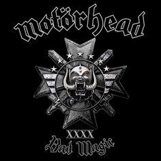 Motorhead - Bad Magic on 180g LP + CD + Download