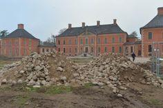 Endspurt auf Schloss Bothmer