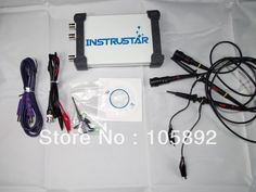 (75.00$)  Watch more here - http://aik8w.worlditems.win/all/product.php?id=1591397875 - NEW ISD205B 5 IN 1 Multifunctional PC USB Digital virtual oscilloscope+spectrum analyzer+data recorder+DDS+Sweep 20M 48MS/s
