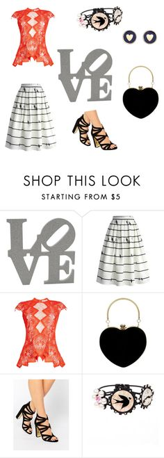 """""""Untitled #280"""" by briettani-michael ❤ liked on Polyvore featuring Chicwish, Jonathan Simkhai, Head Over Heels, Betsey Johnson and Brooks Brothers"""
