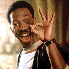 Eddie Murphy is still funny these days, but in the '80s he could do no wrong with movies like Beverly Hills Cop and 48 Hours and his hilarious concerts Delirious and Raw.