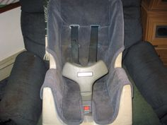 Fisher price T shield car seat early 90's