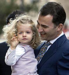 La primogénita de los Príncipes de Asturias, segunda en la Línea de sucesión al Trono de España, celebra su cumpleaños