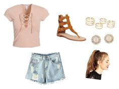 """""""Untitled #60"""" by valerialoman on Polyvore featuring NLY Trend, Chicnova Fashion, Kate Spade and ASOS"""