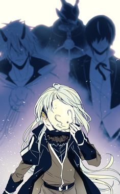 Ken Anime, Manga Anime, Anime Demon, Kawaii Anime, Anime Guys, Anime Art, Slime Wallpaper, Blue Hair Anime Boy, Anime Couples Drawings