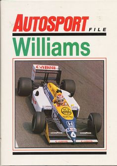 Frank Williams' team has earned a dominant position in Grand Prix racing during the last decade, with outstanding cars and drivers, and has brought new blood into racing. Autosport here presents its recent history, including, Season Reviews 1977-1987, Frank Williams and his team, the drivers and a chassis-by-chassis guide.