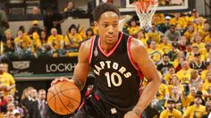 DeMar DeRozan finally finds his shot as Raptors rout Pacers in Game 3