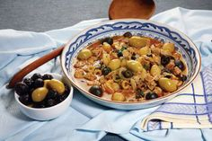 Turkish Recipe; Lamb Stew with Olives