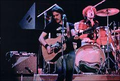 Glenn Frey and Don Henley, Washington DC, 1977
