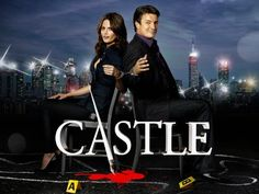 Castle. I thought is was a soap opera for old people... seriously the promo ads were hilarious... but I was wrong... I love this show. Re-watched the first season this week and just watched the third season premiere... awesome. Remembering... I thought it would be so...