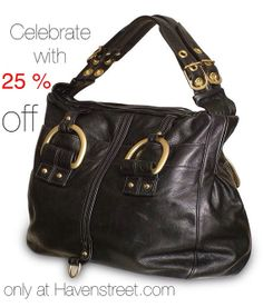 89f482ce7194 Chic Leather Satchel in black or chocolate brown