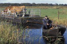 Vervoer over water Giethoorn