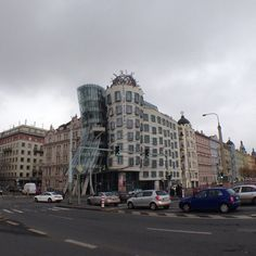 Amazing architecture in my favorite city