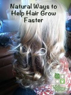 5 Natural Ways To Help Hair Grow Faster ►► http://www.herbs-info.com/blog/5-natural-ways-to-help-hair-grow-faster/?i=p