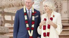 Thronfolger Prinz Charles wird 65 - derzeit mit seiner Frau Camilla in Asien (Foto: Harish Tyagi)
