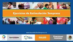 Ejercicios de Estimulación Temprana - Guía Didáctica UNICEF | #eBook #educación