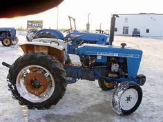 Ford 1000 tractor salvaged for used parts. This unit is available at All States Ag Parts in Black Creek, WI. Call 877-530-2010 parts. Unit ID#: EQ-25433. The photo depicts the equipment in the condition it arrived at our salvage yard. Parts shown may or may not still be available. http://www.TractorPartsASAP.com