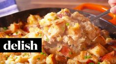Beer Cheese Stuffing | Delish