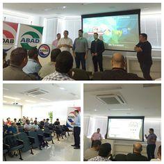 WorkShop myBI realizado na ASDAB, Salvador-BA, de 08 a 11 de Novembro de 2016. #PCSistemas #TOTVS #MYBI #ASDAB #WORKSHOP #SALVADOR
