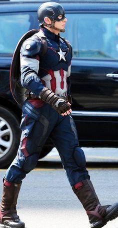 Chris Evans/Steve Rogers/ Captain America