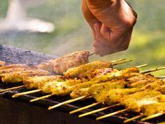 Thai chicken satay - click for full recipe