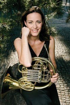 Eine Fräulein Berliner Philharmoniker.