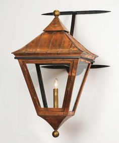 Check out the Maresca Standing Seam Wall light fixture from The Urban Electric Co.