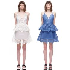 De gama alta de encargo autorretrato 2016 verano diseñador Runway vestidos las mujeres de la marca de lujo backless atractivo del Mini vestido de encaje en Vestidos de Moda y Complementos Mujer en AliExpress.com | Alibaba Group