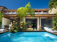 Casa Turquesa - Paraty.