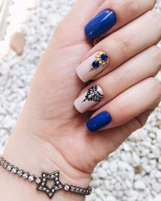 You sure you love your nails,you're always looking for new and unique styles, inspiring photos that you can see below with a brilliant nail art designs which you can use it for your,everyday lifestyle. Fancy Nails, Diy Nails, Cute Nails, Pretty Nails, Perfect Nails, Gorgeous Nails, Nail Art Designs, Luxury Nails, Beautiful Nail Designs