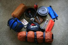 The Essential Family Camping Equipment List