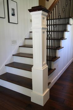 Lake Home 1176 - traditional - staircase - grand rapids - Art of Design