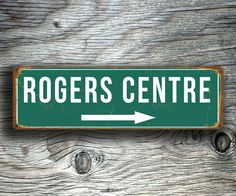 Rogers Center Sign