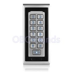 28.99$  Watch now - http://alive9.shopchina.info/go.php?t=32697750766 - Free Shipping metal silver security RFID access controller waterproof keypad door access control system ID card reader-K81 28.99$ #magazine