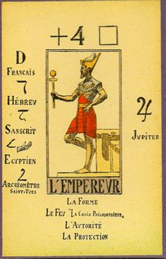 The Papus Tarot deck