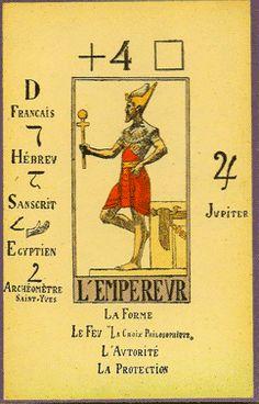 The Papus Tarot deck